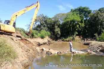 Idaan inicia los trabajos para represar el río Parita en Herrera - Panamá América