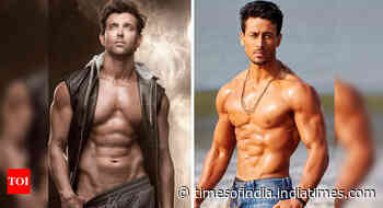 Here's why Tiger considers Hrithik his guru