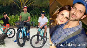 Hrithik Roshan's ex-wife Sussanne Khan shares some beautiful memories with a heartfelt note on the actor's 47th birthday