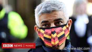 """""""El coronavirus está fuera de control"""": el alcalde de Londres declara el estado de """"incidente grave"""" - BBC News Mundo"""