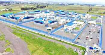 Tres reclusos se escaparon de la cárcel de Latacunga - La Hora (Ecuador)