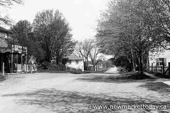 When Newmarket was known as a 'nice little village' near Holland Landing - NewmarketToday.ca