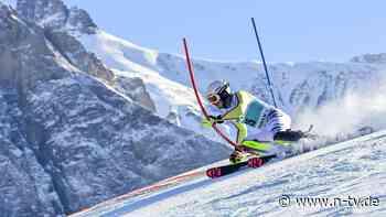 Furioses Finale am Chuenisbärgli: Straßer schreibt sein Slalom-Märchen fort