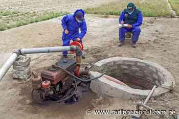 Agricultores de Chicama beneficiados con mantenimiento de pozos artesanales - Radio Nacional del Perú
