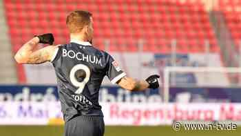 96er schleichen sich nach oben: Bochum bestraft Jahns Sekundenschlaf
