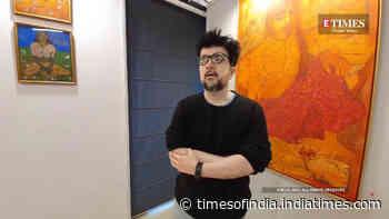 Nipun Dharmadhikari: Happy to see Sakhi's journey from an actor to art curator