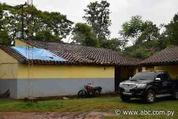 Local policial en deplorable estado en San Juan Nepomuceno - Nacionales - ABC Color