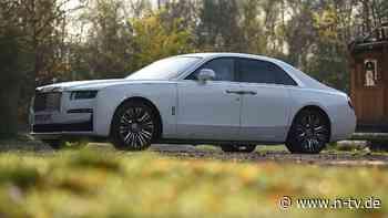 Alter Geist in neuer Hülle: Rolls-Royce Ghost II - Luxus für Selbstfahrer