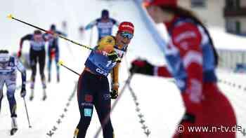 Neue WM-Hoffnung aus Tour de Ski: Hennig läuft in die Weltspitze vor