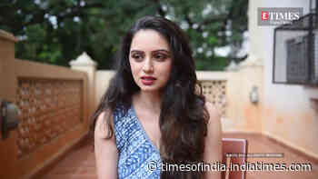 Shruti Marathe: Missed spending good time with family, because of my work commitments