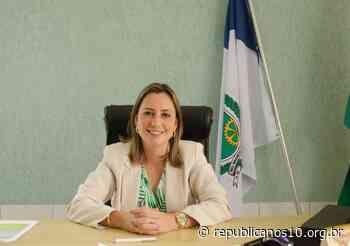 Karime Fayad é a nova prefeita de Rio Branco do Sul (PR) - Agência Republicana de Comunicação (ARCO - Republicanos10)