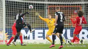 Hauptstädter im Abstiegskampf: Hertha patzt bei Aufsteiger Bielefeld