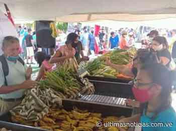 En Cúa atendieron a un gentío con las ferias de alimentos - Últimas Noticias