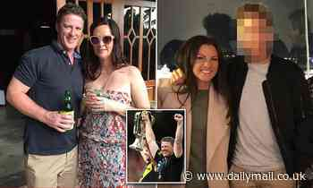 AFL Tigers coach Damien Hardwick reportedly seen 'arm-in-arm' with mistress long before COVID hub