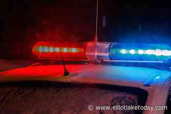 Police arrest alleged impaired driver in Thessalon First Nation with no licence, children in the car - ElliotLakeToday.com