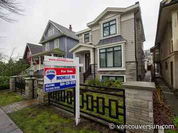 Vancouver real estate: Low supply behind price increases for detached homes