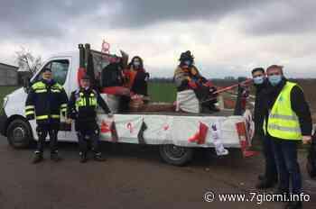Quest'anno a Tribiano la Befana è arrivata su un camion - 7giorni