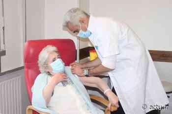 Val-d'Oise. Taverny ouvre le premier centre de vaccination Covid du Val-d'Oise hors-hôpitaux - La Gazette du Val d'Oise - L'Echo Régional