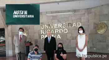 Programa televisivo Nota Universitaria de la U. Ricardo Palma llega a la edición número cien - LaRepública.pe