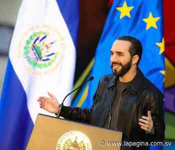 Presidente Bukele inaugura un CUBO en Sitio del Niño, San Juan Opico - Diario La Página