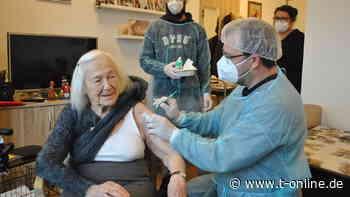 Köln: So laufen die mobilen Corona-Impfungen an Altenheimen ab - t-online.de