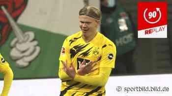 SPORT BILD Replay: BVB stoppt RB, Schalke-Auferstehung, Köln-Klatsche - SportBILD