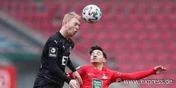 3. Liga: Viktoria Köln mit Nullnummer beim 1. FC Kaiserslautern - EXPRESS