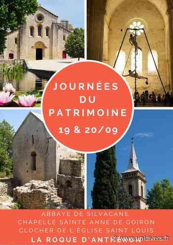 Visite de la Chapelle Sainte Anne de Goiron Lambesc - Unidivers