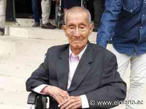 Don Facundo, el hombre más longevo de Paján, dejó de existir a los 106 años | El Diario Ecuador - El Diario Ecuador