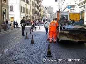 Da lunedì cambio di senso in via Arrigo da Settimello - Nove da Firenze