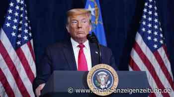 """Trump-Impeachment ab Montag: Demokraten wollen Druck auf Pence machen - """"Unmittelbare Bedrohung"""""""
