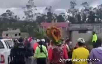 La Policía suspendió un desfile por la Diablada de Píllaro - El Comercio (Ecuador)