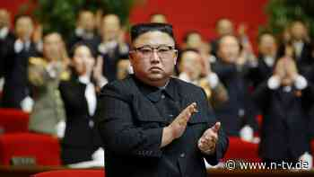 Jetzt auch Generalsekretär: Kim Jong Un hat einen neuen Titel