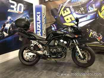 Yamaha FAZER 600 S 2000 à 2590€ sur MERIGNAC - Occasion - Motoplanete