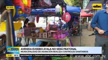Avenida Eusebio Ayala no será peatonal el día de los Reyes Magos - ABC Noticias - ABC Color