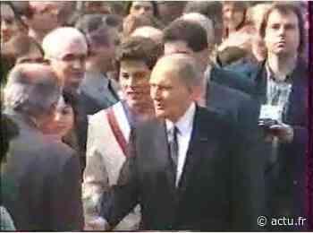 Essonne. En 1995, François Mitterrand avait choisi Athis-Mons pour sa dernière visite officielle - actu.fr