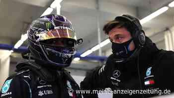 """Verwirrung um Lewis Hamilton - hört er doch auf? Toto Wolff vermutet """"Überraschungen"""""""