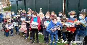 Une collecte pour financer les projets pédagogiques à l'école Saint-Gilles de Mériadec - Le Télégramme