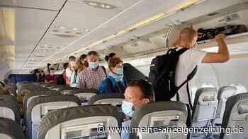 Fallstudie offenbart Corona-Ansteckungen in Flugzeugen: Infektionsrisiko an Bord doch höher?