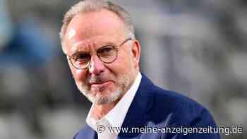 """""""Hört nicht auf, besser zu werden"""": Rummenigge schwärmt von Bayern-Star - Dieser gibt sich selbstkritisch"""
