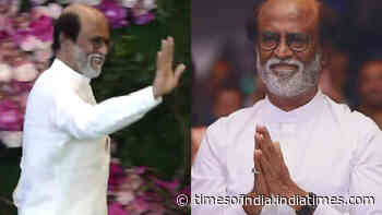 Rajinikanth says no to politics yet again, urges fans not to 'pain' him by forcing him to enter politics