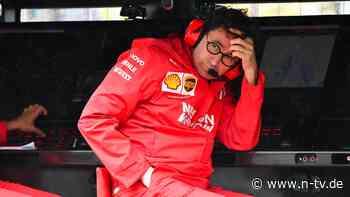 Sorgen wegen Vettel-Team: Abgehängtes Ferrari fühlt sich benachteiligt