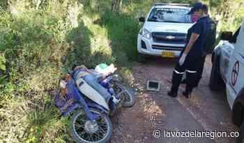 Investigan caso de asesinato en zona rural de Timaná - Noticias