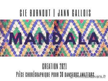 Mandala Théâtre Paul Eluard samedi 27 février 2021 - Unidivers