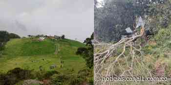 Accidente de avioneta reportada como desaparecida deja un muerto en Bojacá, Cundinamarca - Canal 1