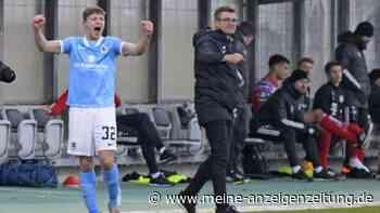 Traumhafter Einstand: Junglöwe Gresler feiert Debüt bei Derby-Sieg