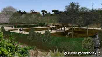 """Parco di Valle Santa, area fitness e nuovi alberi. Raggi: """"Lo cambieremo completamente"""""""