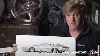 """DeLorean DMC-12: Designer wagt sich an Umgestaltung des Kultautos – """"Doc Brown wäre entsetzt"""""""