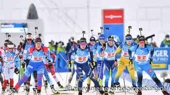 Biathlon in Oberhof: So sehen Sie den zweiten Weltcup live im TV, Livestream und Liveticker