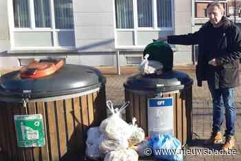 Afvalophaler komt afspraken niet na: containers puilen uit